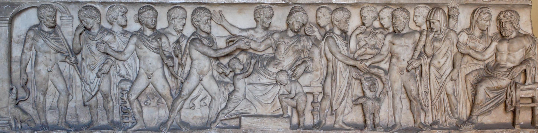Admetus & Alcestis at Chiaramonti