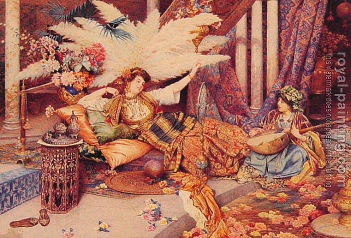 Orientalismo for Tende harem