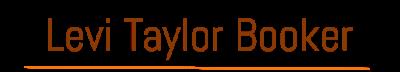 Levi Taylor Booker