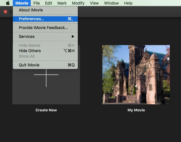 The Ken Burns Effect in iMovie – MEWS News