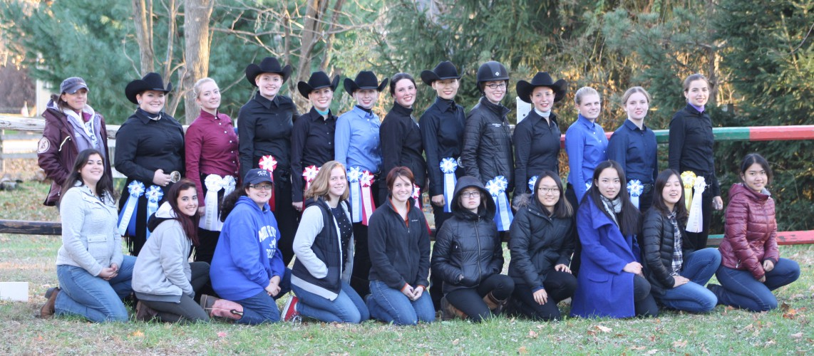 Mount Holyoke College Western Riding Team