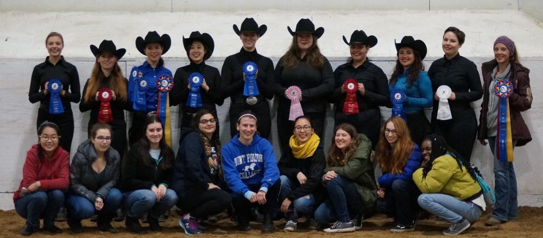 Mount Holyoke College Western Riding Team