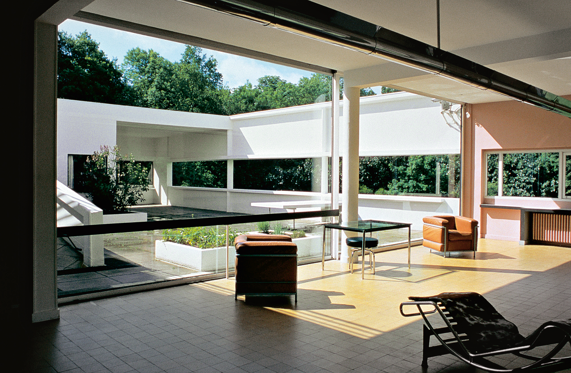 Villa savoye modern architecture blog Home architecture blogs