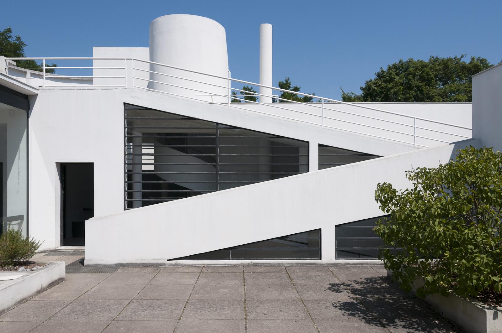 Villa Savoye | Modern Architecture Blog