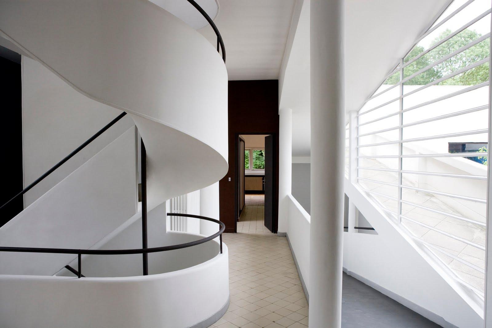 Le corbusier villa savoye interior - Villa Savoye