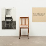 Joseph Kosuth, One and Three Chairs