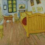 Vincent Van Gogh, Bedroom in Arles, 1888, Van Gogh Museum