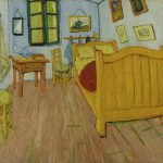 Vincent Van Gogh, Bedroom in Arles, 1888, Van Gogh Museum